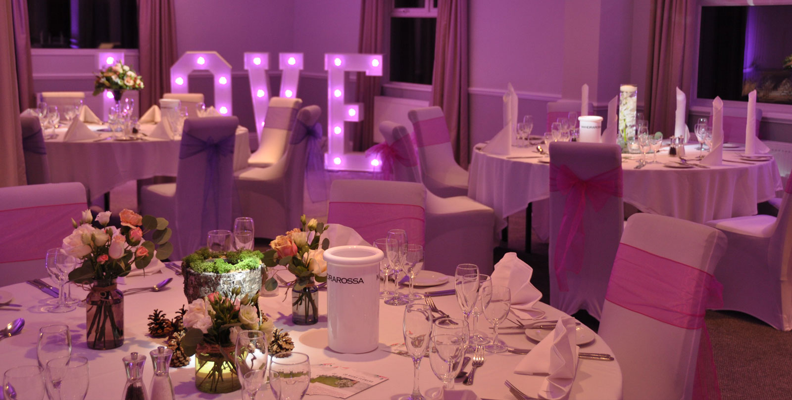Wedding Venue Decoration Hire All Parties And Events