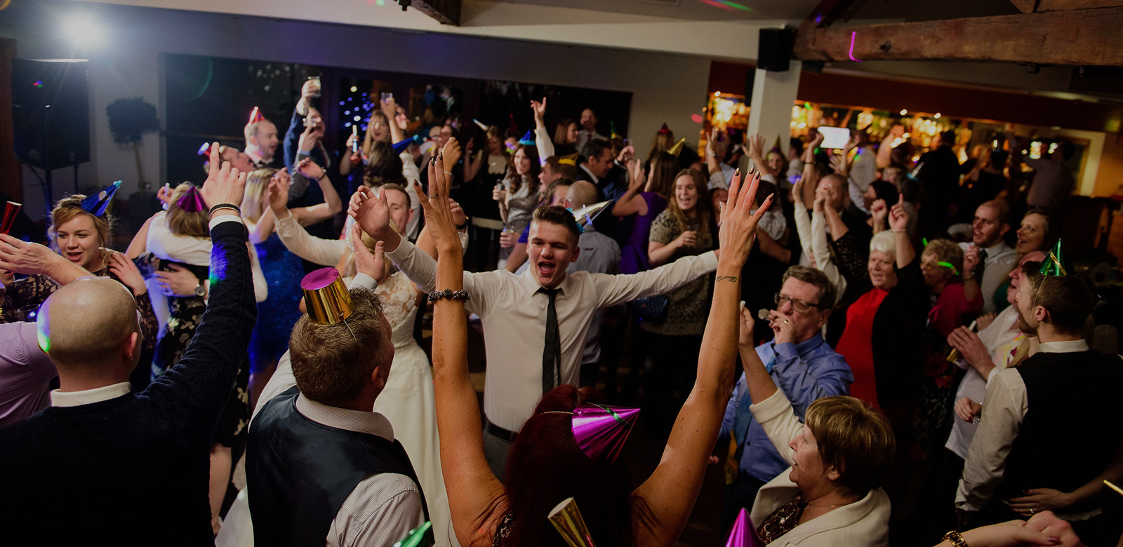 wedding dj southampton